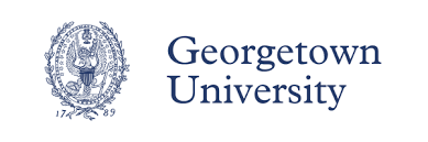 Logo for Georgetown University
