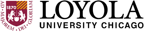 Logo for Loyola Law Library Chicago