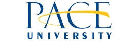 Logo for Pace University