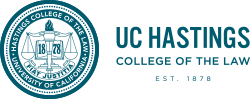 Logo for University of California Hastings