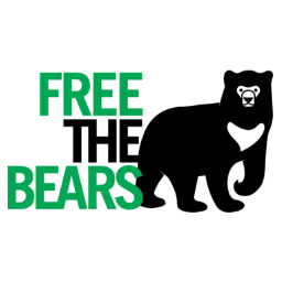 Logo for Free The Bears
