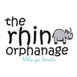 Logo for The Rhino Orphanage